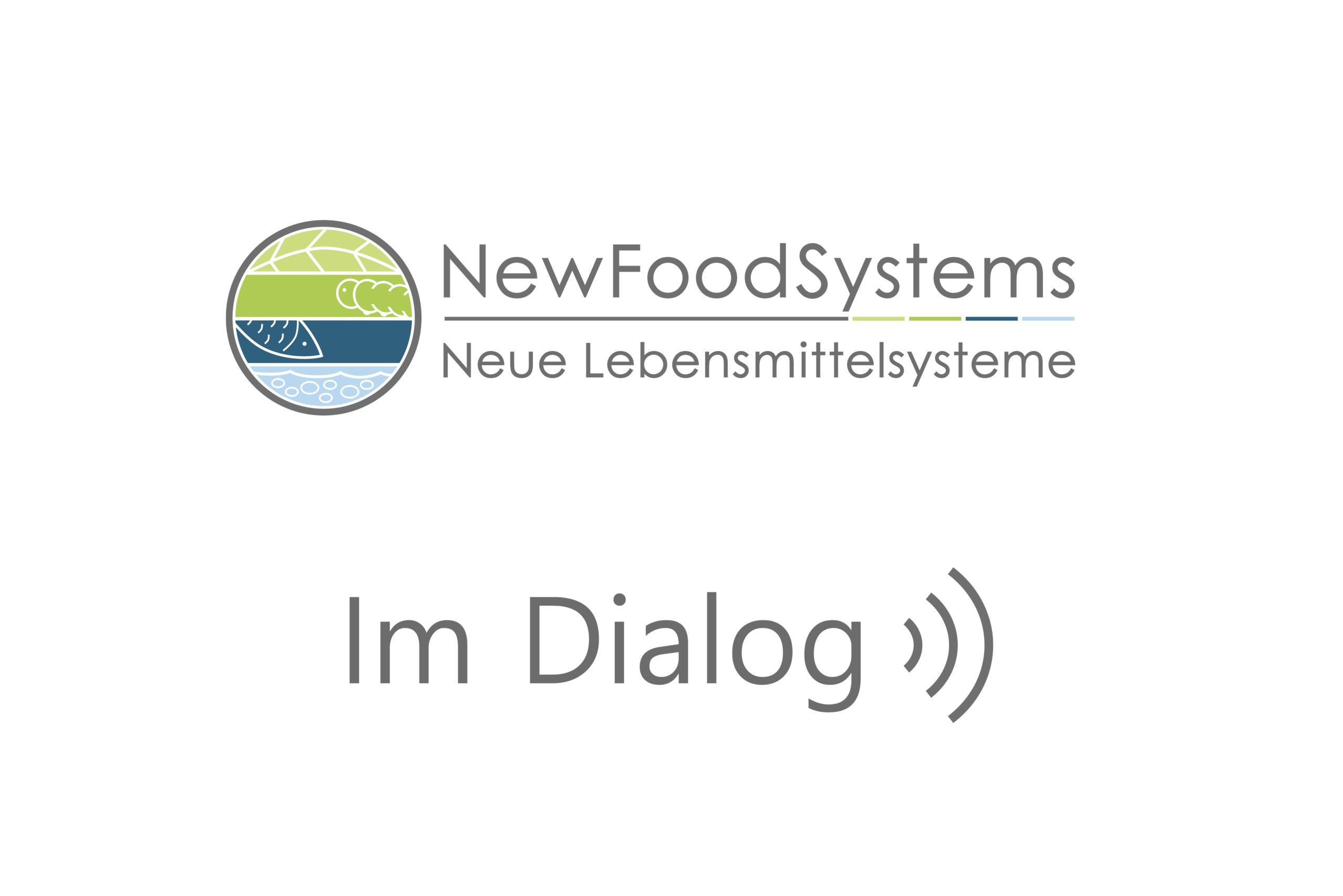 Logo von NewFoodSystems Neue Lebensmittelsysteme im Dialog